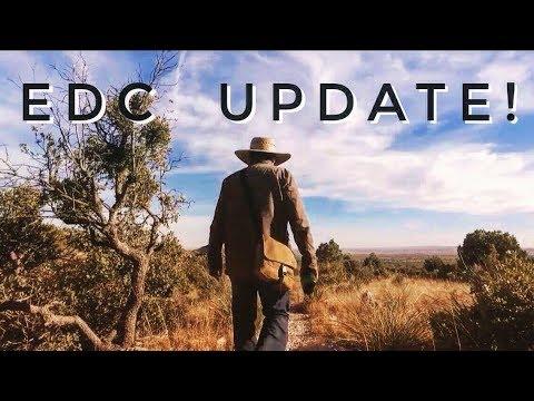 EDC Update Winter 2017 -Red Dead Redemption Style! -Junkyard Fox