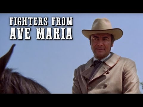 Fighters from Ave Maria | WESTERN MOVIE | Cowboy Film Romance | Full Length | Full Movies