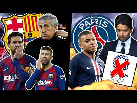 A Barca játékosok kételkednek az edzőjük alkalmasságában?