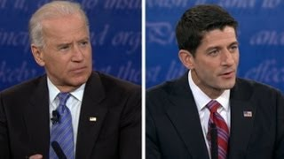 Vice Presidential Debate 2012 Complete - ABC News and Yahoo News: The Candidates Debate