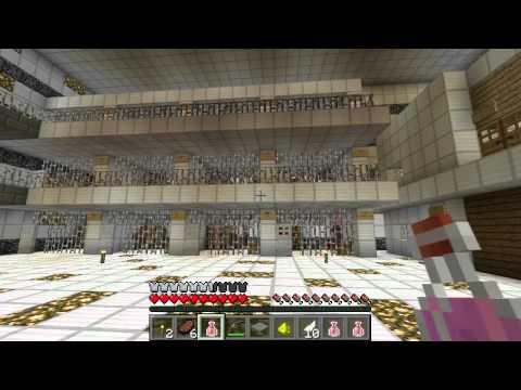 MineCraft - Побег из тюрьмы 7