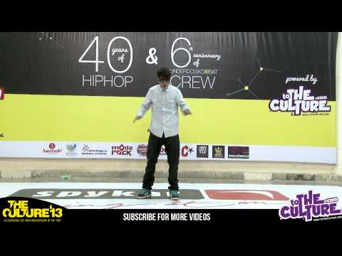 Archi Popping Dil Dost Dance / FNS Judge Showcase at The Culture '13