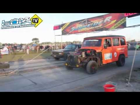 Periódico LA GUIA TV - Picadas En Corrientes - Schneider Competición  7 Julio