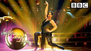 Michelle and Giovanni Quickstep to 'Cabaret' | Movie Week - BBC Strictly 2019