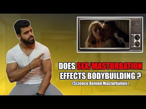 Masturbation Kills Your Gym Gains…