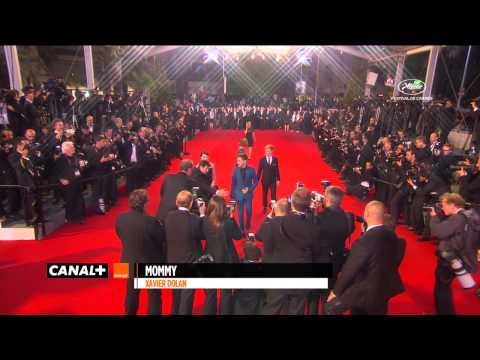 Cannes 2014 - MOMMY : Red Carpet