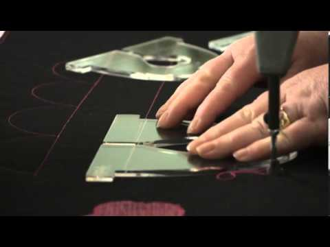Using Rulers With Your Handi Quilter Longarm Quilting