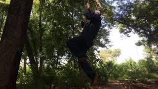 Thai Saraburi Shinobi Forest タイ・サラブリー県 忍びの森