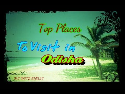 Puri || Top Places To Visit in Odisha ||