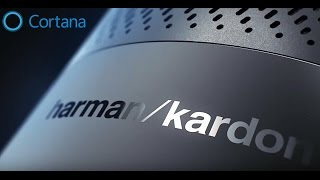 Cortana powered Herman Kardon Speaker