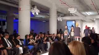 BROOKLYN FASHION WEEK 2014 FINALE WALK: BUDDHAHOOD BY DARIO MOHR