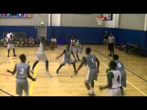 Ascend Ballers vs Express United  (OT) CHAMPIONSHIP GAME (Highlights) Myrtle Beach,SC (2015)