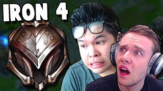 Baixar THIS IS WHAT IRON 4 LOOKS LIKE! ft. Redmercy | League of Legends