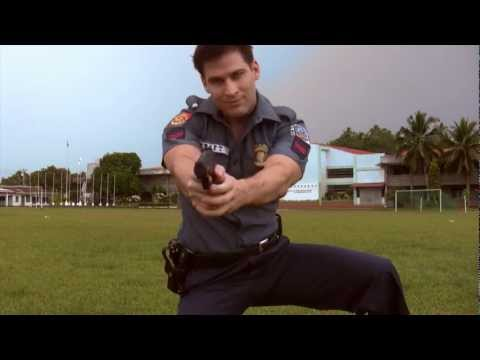 Officer Kraft - Philippine National Police