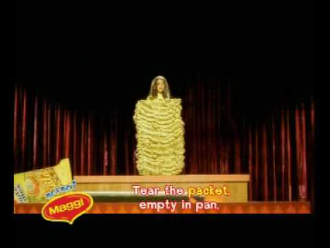 Maggi Fancy Dress