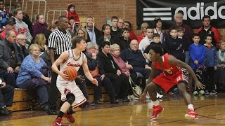 Varsity Basketball: Brother Rice vs. Marist