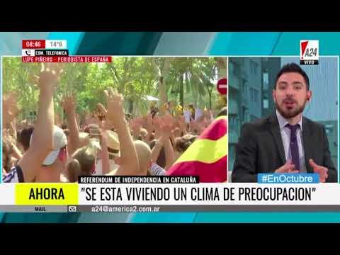 ULTIMAS NOTICIAS: referéndum de independencia en Catalunya 1-O