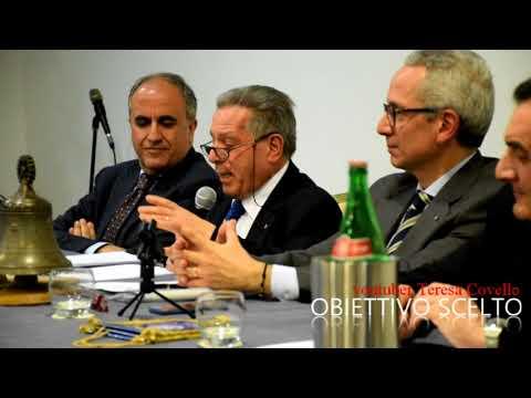 OBIETTIVO SCELTO*ROTARY COSENZA Sulla democrazia - reportage Teresa Covello