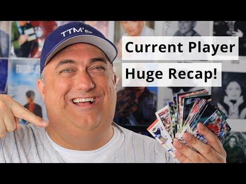Huge Current Player TTM Catch-Up! Plus Super Bowl Champ!