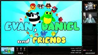 Evan, Daniel and Friends ~ [100% Trophy Gameplay, PS5]
