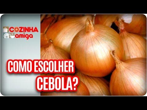Como Escolher Cebola? | Dicas Da Banca - Cozinha Amiga (10/03/17)