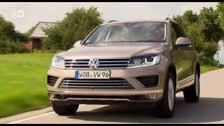 Новый VW Touareg - самый доступный из роскошных внедорожников