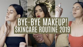 FINALLY REVEALED: MY HONEST SKINCARE ROUTINE 2019!