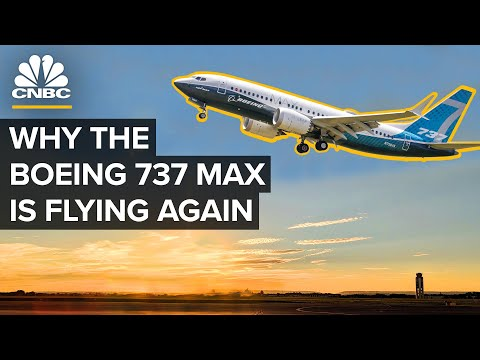 Why The Boeing 737 Max Is Flying Again