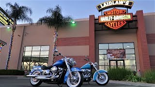 2018 Softail Deluxe (FLDE) VS 2017 Deluxe  │ Harley-Davidson Test Rides and Reviews