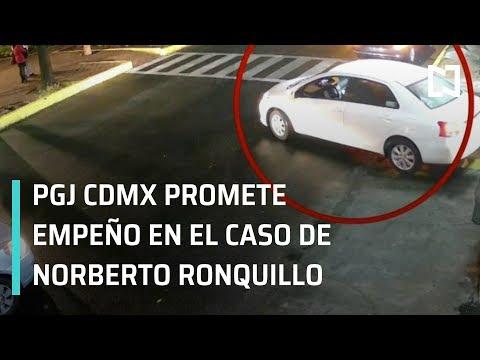 Secuestro de Norberto Ronquillo; PGJ CDMX promete empeño en caso Norberto Ronaquillo - Las Noticias