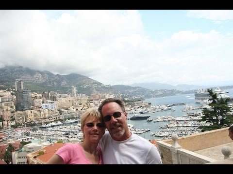 'MONTE CARLO, MONACO - A Walk to the Town Sqaure and Palace - Ripper Films