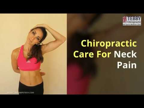 neck pain relief in charlotte nc tebby chiropractic clinic 704