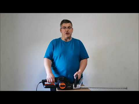 Heckenschere Tacklife GHT1A (Werbevideo)
