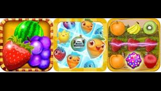 Top Fruit Pop Saga Similar Games