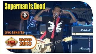 "Video [Live] ""Superman Is Dead"" Tampil Memukau Di Depan Ribuan Outsiders! (Live Konser Jakarta 2015) download MP3, 3GP, MP4, WEBM, AVI, FLV Oktober 2017"