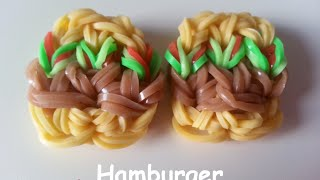 Loom Bands NL Hamburger