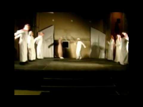 THE TRADITIONAL DANCE OF SAUDI ARABIA By SALAM Group