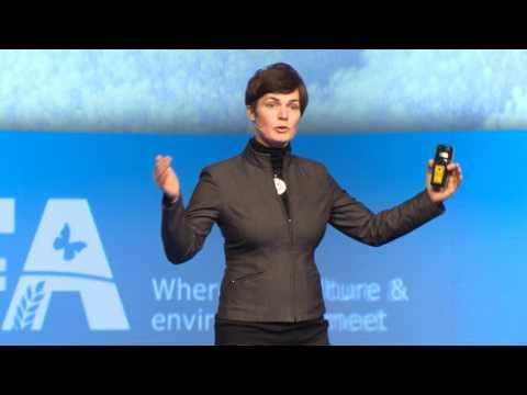 FFA2017 Ellen MacArthur keynote