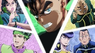 Thoughts on the Morioh Warriors