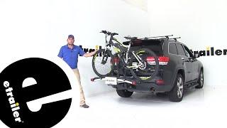 Thule  Hitch Bike Racks Review - 2014 Jeep Grand Cherokee
