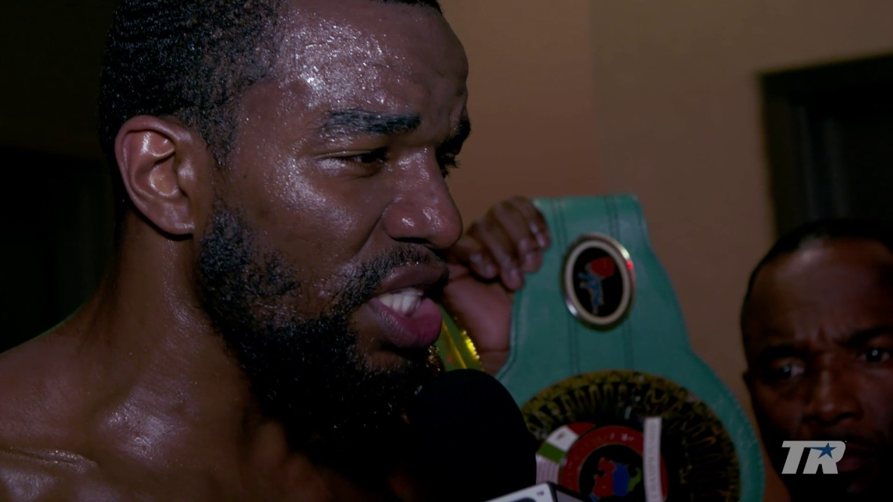Post-Fight Interview: Jesse Hart