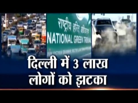 Special Report: Ban on Diesel Vehicles over 10 Years Old in Delhi
