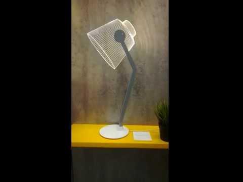 Présentation : Lampe Bulbing Ziggi De Studio Cheha