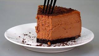 Муж попросил готовить почаще ЭТОТ десерт! Потрясающе вкусный чизкейк ДВОЙНОЙ ШОКОЛАД