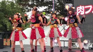 2018.10.13 わーすた 肉フェス国営昭和記念公園2018 ○セットリスト 1 大...