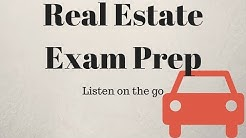 Real Estate Exam Questions 2017