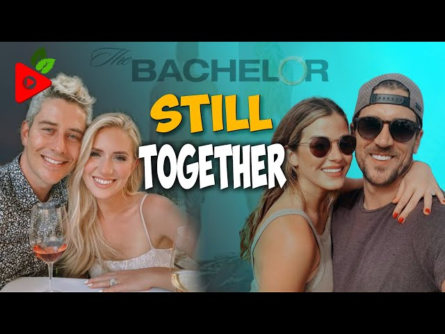 Couples Who are Still Together from The Bachelor and The Bachelorette