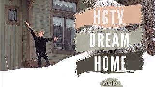 HGTV Dream Home Found 2019 Vlog