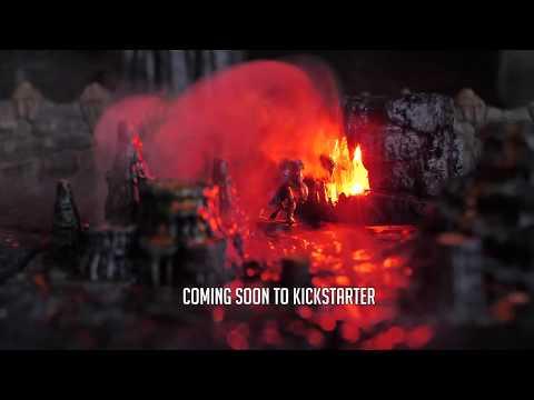 Fog Monster 2 Tabletop Fog Close Up Teaser 2