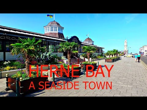 HERNE BAY - A SEASIDE TOWN - DJI OSMO
